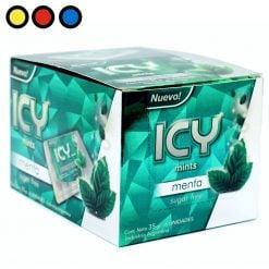 caramelos icy menta online