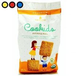 galletitas cachafaz cookids avena y miel