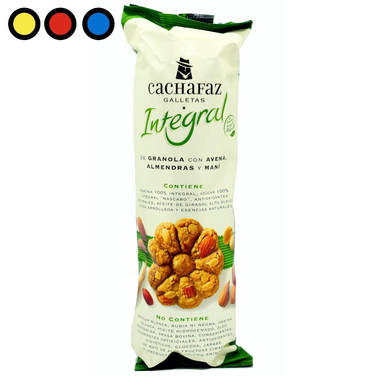 galletitas cachafaz granola venta mayorista