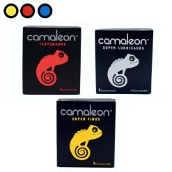 preservativos camaleon mixto venta mayorista
