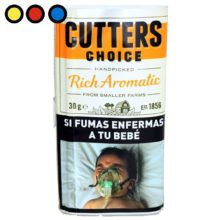 tabaco cutter rich aromatic venta online