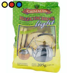 bizcochos grimaldi light precios mayoristas