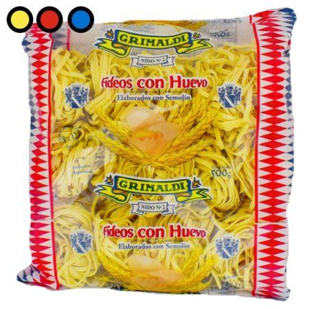 fideos nidos n2 grimaldi venta online