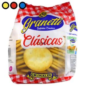 galletitas grimaldi granetti mayorista precios