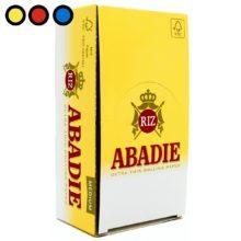 papel abadie fumar precios