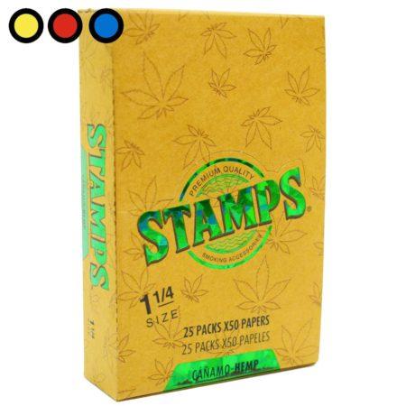 papel stamps hemp tabaqueria online