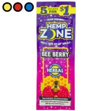 blunt hemp zone bee berry precios
