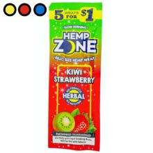 blunt hemp zone kiwi strawberry precios