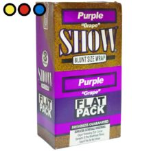 blunt show purple grape precios