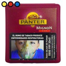 cigarros panter mignon red precios