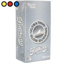 papel smoking ultra thin master precios