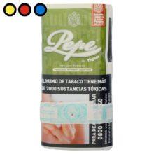 tabaco pepe virginia green easy precios