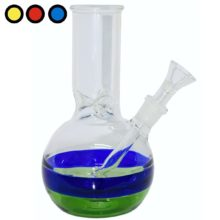 pipa bong vidrio pyrex linea azul precio mayorista