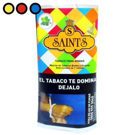 tabaco saints menta 50gr