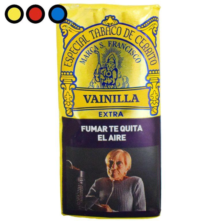 tabaco cerrito vainilla precio