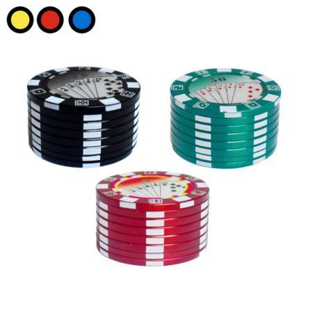 picador grinder ficha poker