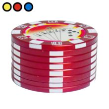 picador grinder ficha poker 3p precios por mayor