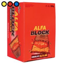 chocolate cofler alfablock mayorista