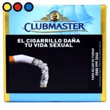 cigarros clubmaster blue precios