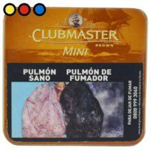 cigarros clubmaster chocolate