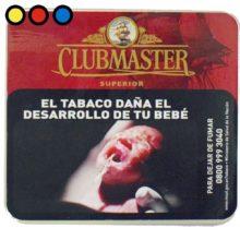 Cigarros clubmaster superior vainilla venta online