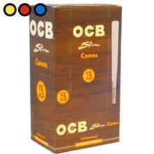 conos ocb no blanqueados precios