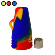 pipa mini de silicona multicolor precios mayoristas