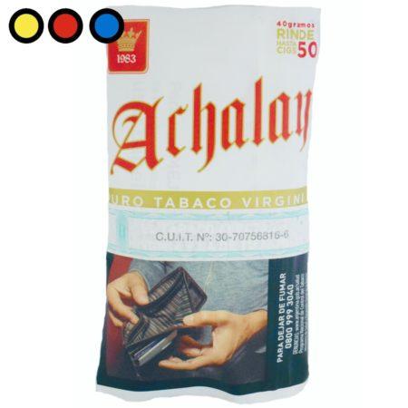 tabaco achalay precio mayorista