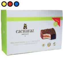 alfajor cachafaz arroz chocolate precios