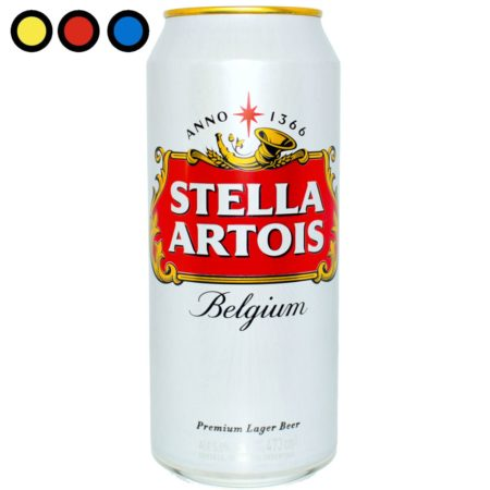 cerveza stella artois lata mayorista