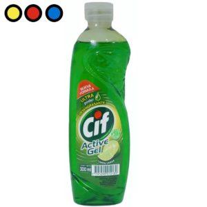 detergente cif active gel limon verde precio mayorista