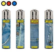 encendedores clipper jeans precios