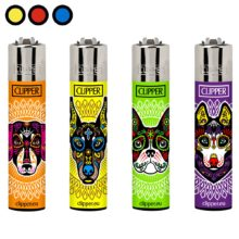 encendedores clipper muerta dogs