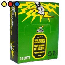 papel celulosa zeus king size precio