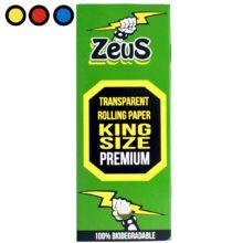 papel celulosa zeus king size