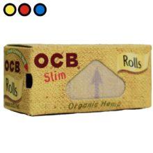 papel ocb organico roll precios