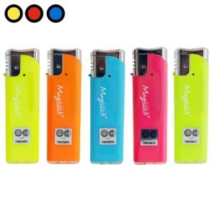 encendedor magiclick slide goma neon precios