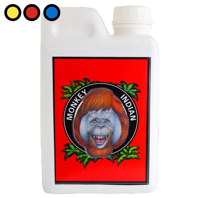 green monkey indian 1 litro