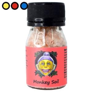 green cultivo monkey soil