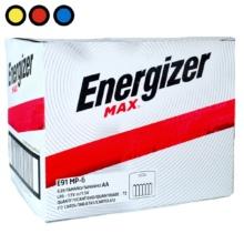 pilas energizer max x 6 mayorista precios
