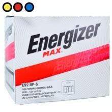 pilas energizer max aaa6u mayorista precios