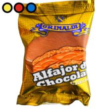 alfajor grimaldi chocolate precios