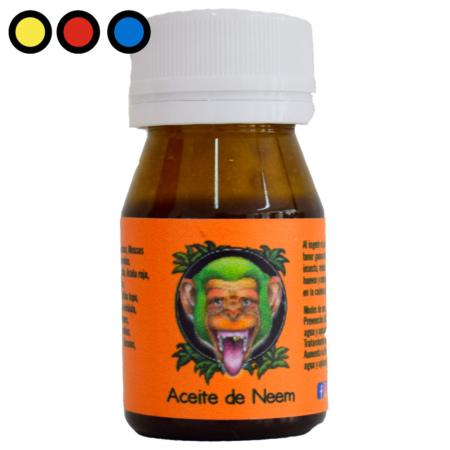 fertilizante green monkey aceite neem precios