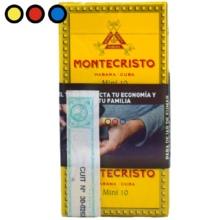 cigarros montecristo mini 10 precios mayoristas