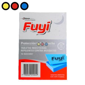fuyi tabletas distribuidor