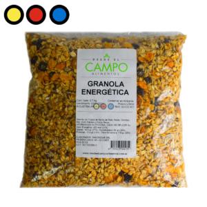 granola energetica distribuidor