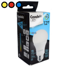 lampara led candela 12w precios por mayor
