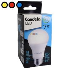 lampara led candela 7w precios venta online