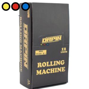 maquina manual dropin cigarrillos