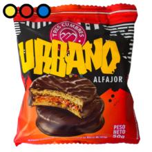 alfajor urbano chocolate precios distribuidor